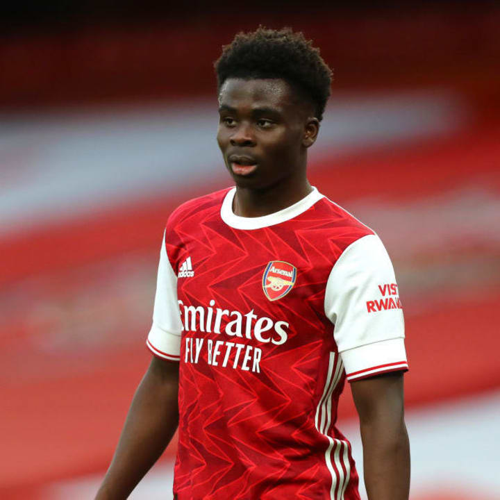 Bukayo Saka is already arguably Arsenal's most important player