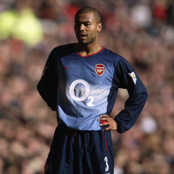 Ashley Cole of Arsenal