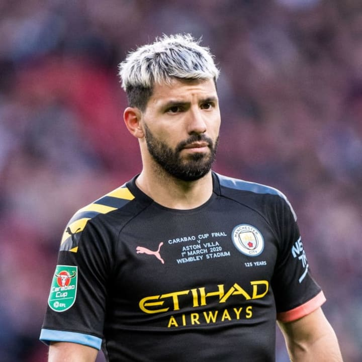 Aguero is arguably the greatest Premier League striker of all time