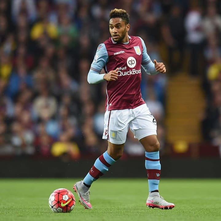 Amavi endured a difficult spell in a poor Aston Villa team