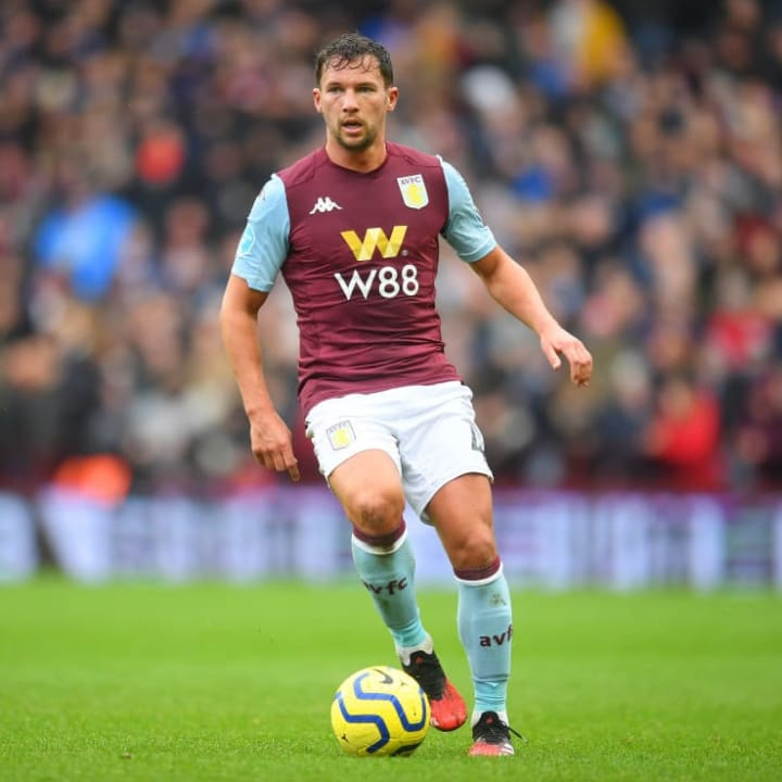 Drinkwater is looking to get his career back on track