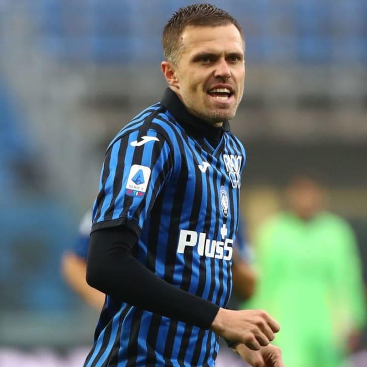 Josip Ilicic adalah inti dari gaya permainan menyerang Atalanta