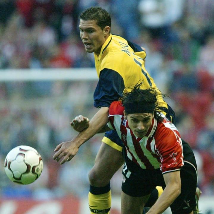 Athletic de Bilbao's Javi Gonzalez (bott