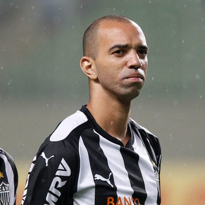 Diego Tardelli Atlético-MG Libertadores 2013 Retorno 2020