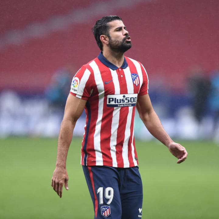 Diego Costa's departure means Atletico have been in the market for a frontman