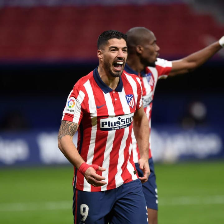 Suarez has turned Atletico into title favourites