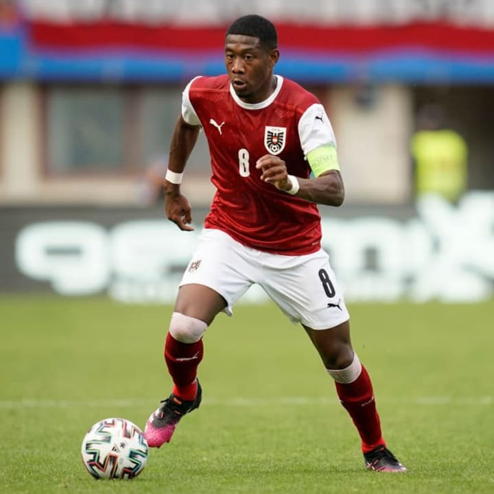 David Alaba will be a huge player for Austria