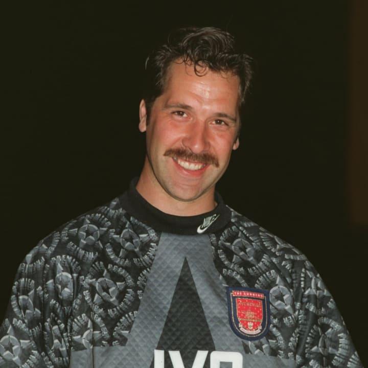 David Seaman was Arsenal's number one goalkeeper