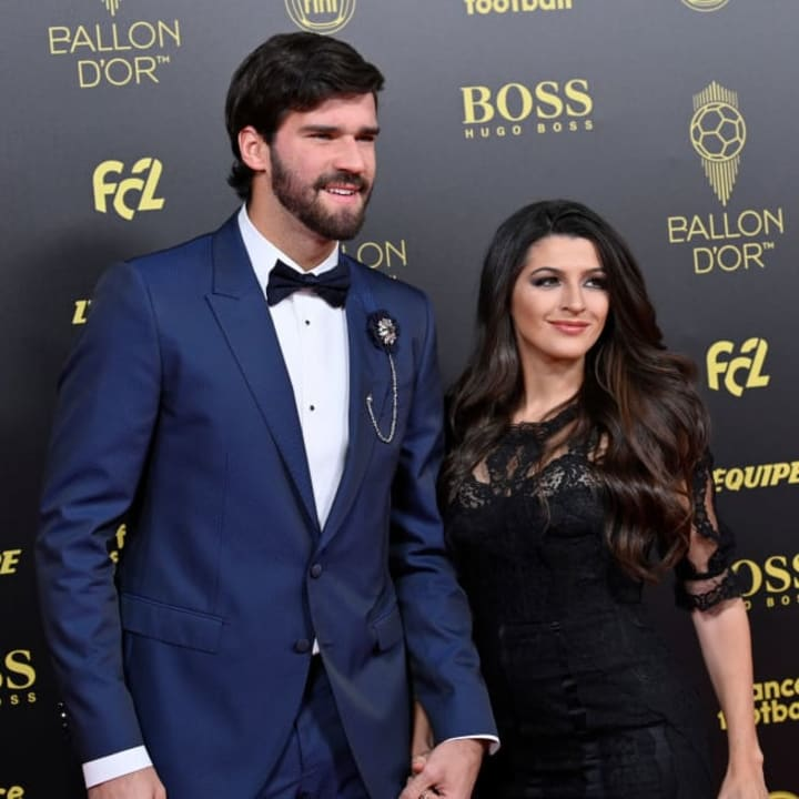 Alisson's wife is also 26 weeks pregnant