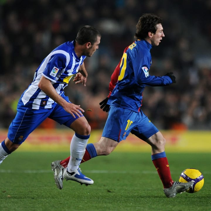 Lionel Messi, Francisco Chica Torres