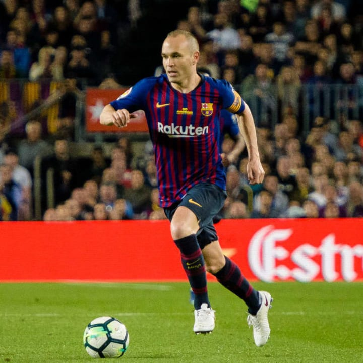 Iniesta is expecting big things from Pedri