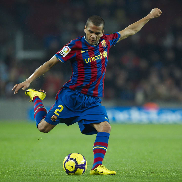Dani Alves helped reinvent the role
