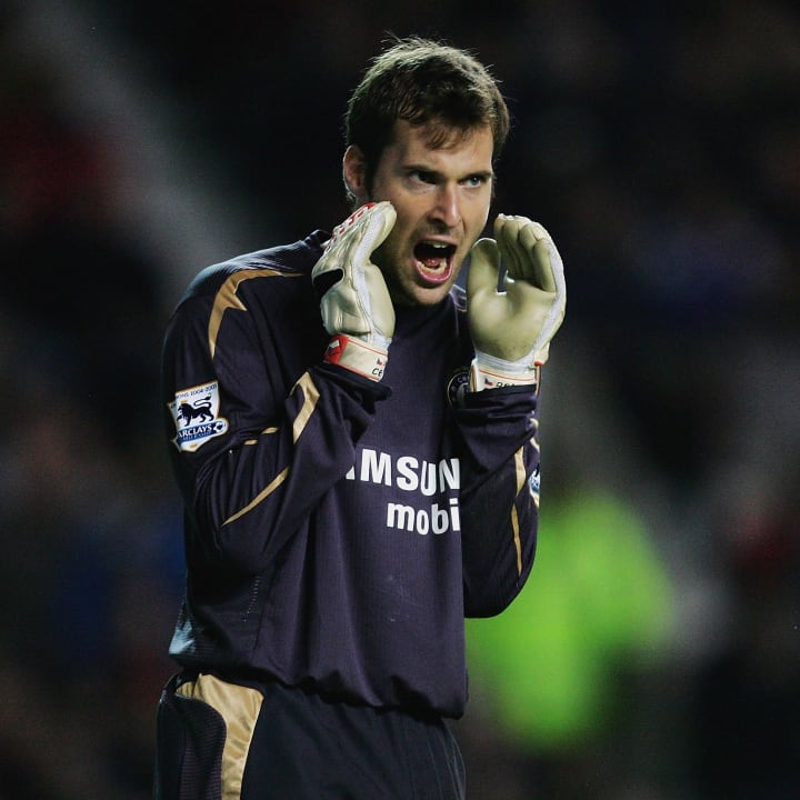 Barclays Premiership - Manchester United v Chelsea