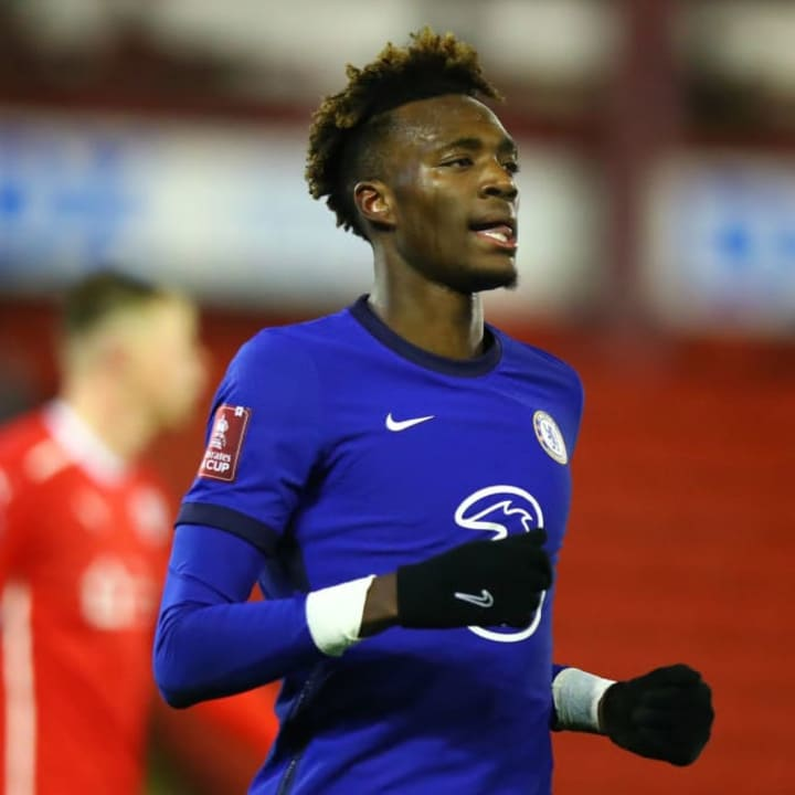 Tammy Abraham has become surplus to requirements at Stamford Bridge