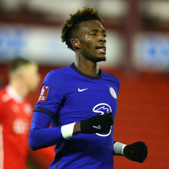 Tammy Abraham has struggled to cement his place in the first team