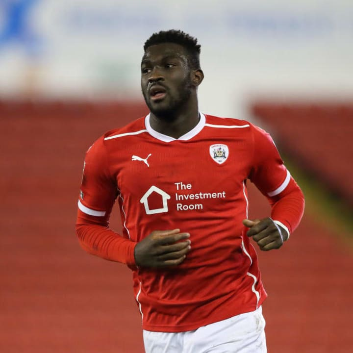 Daryl Dike has been superb since arriving at Barnsley
