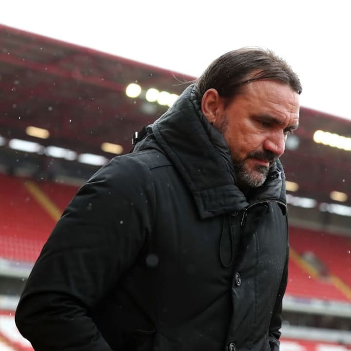 Daniel Farke is looking to avoid a repeat of Norwich's dismal 2019/20 campaign