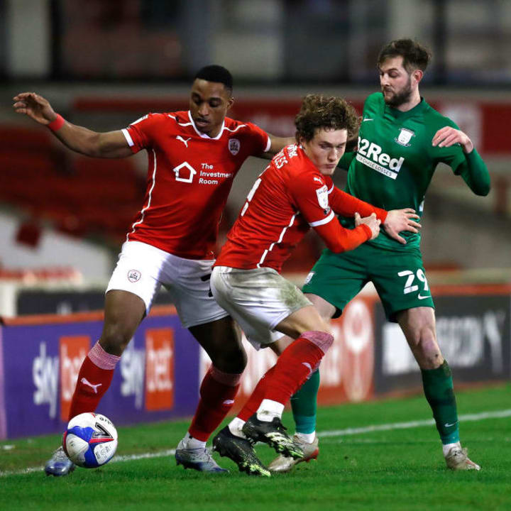 Barnsley  picked up a great home win against Preston