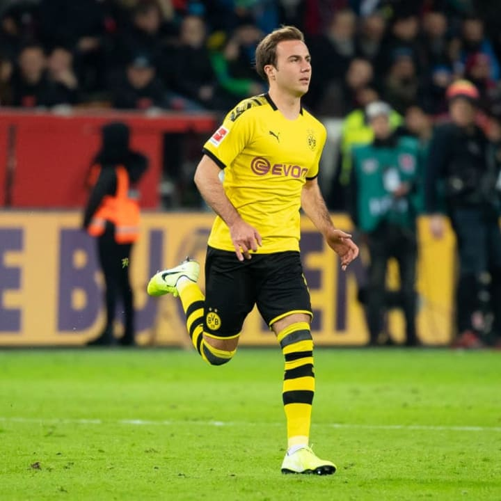 Health and fitness issues have hampered Gotze in recent years