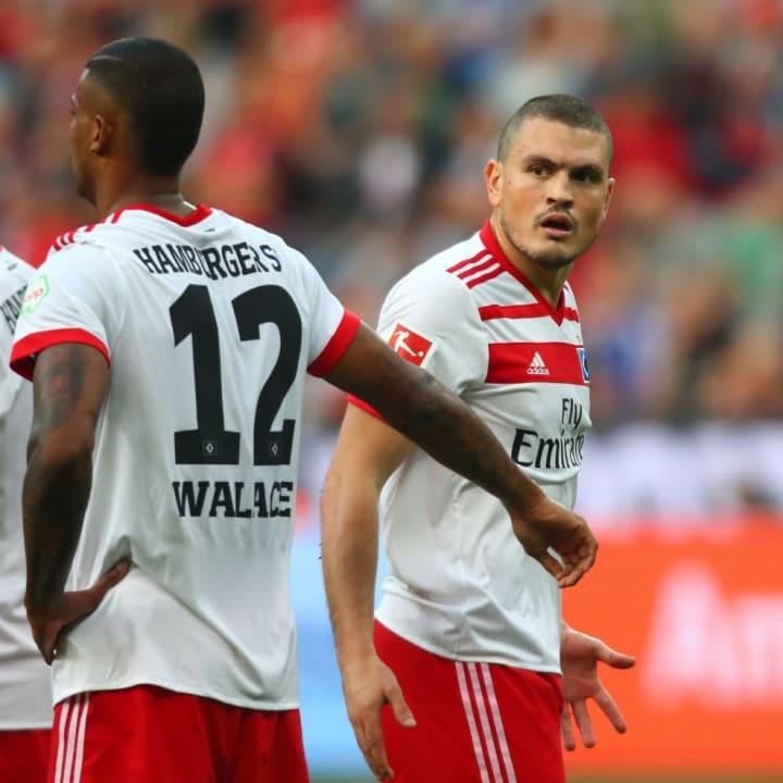 Für den HSV absolvierte er vor über einem Jahr das letzte Spiel