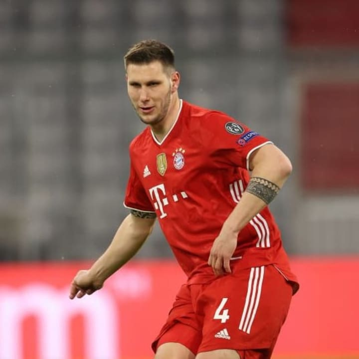 Niklas Sule is becoming a growing influence on the Bayern team