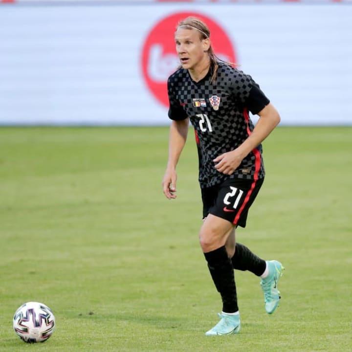 Domagoj Vida will start in defence
