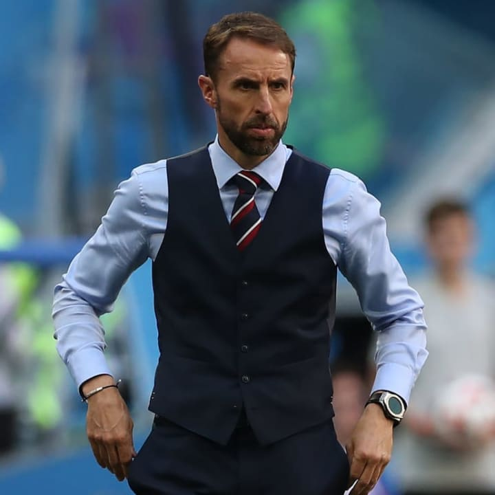 Gareth Southgate is England's most successful recent manager