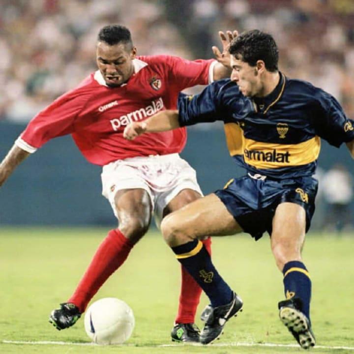 Benfica vs Boca Juniors