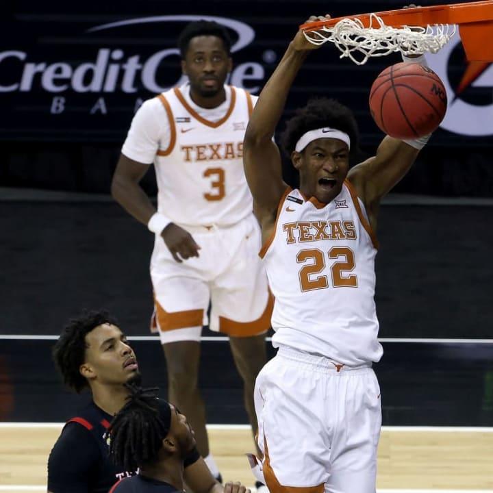 Kai Jones, Houston Rockets, NBA Draft