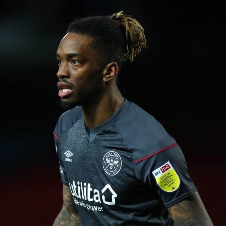 Ivan Toney was yet again Brentford's match winner at Blackburn