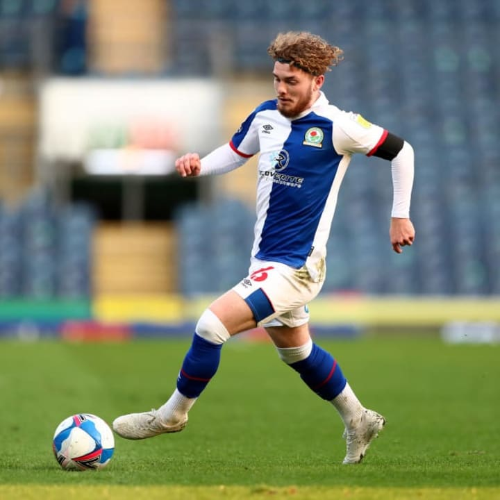Harvey Elliott has been on of Rovers' standout players this campaign