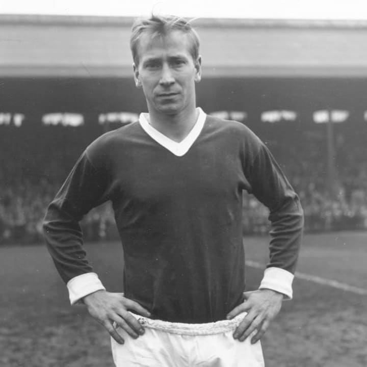 Bobby Charlton was regularly nominated for the Ballon d'Or