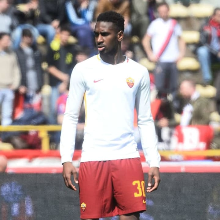 Gerson moved to Roma in 2016