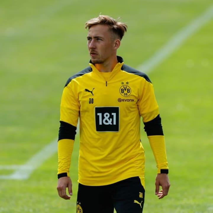 Felix Passlack soll den BVB verlassen