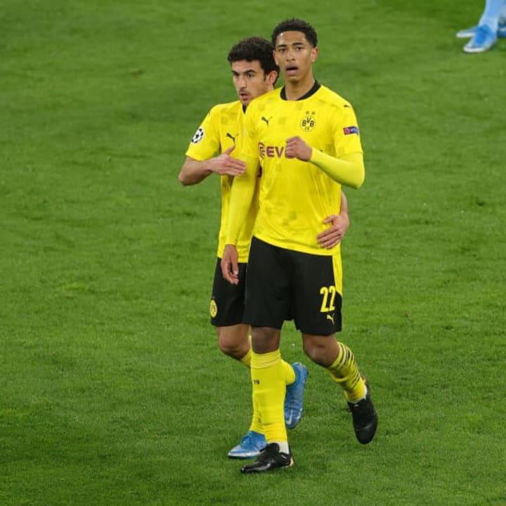 Jude Bellingham was superb for Dortmund