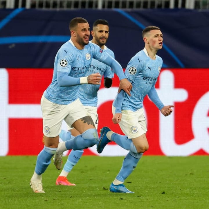 Phil Foden and his Manchester City team have excelled this season