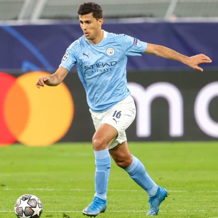 Rodri helped transform the game