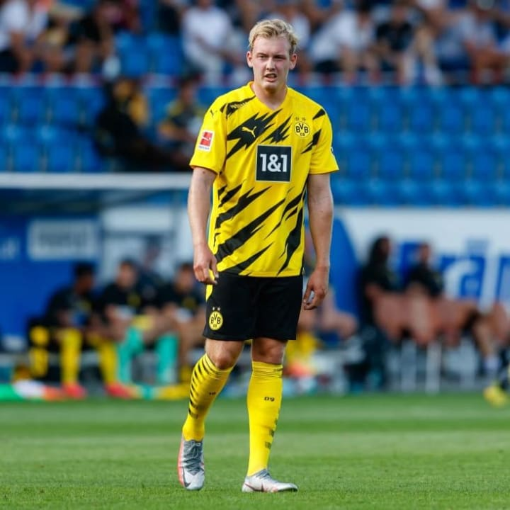 Julian Brandt will mit Dortmund Titel holen