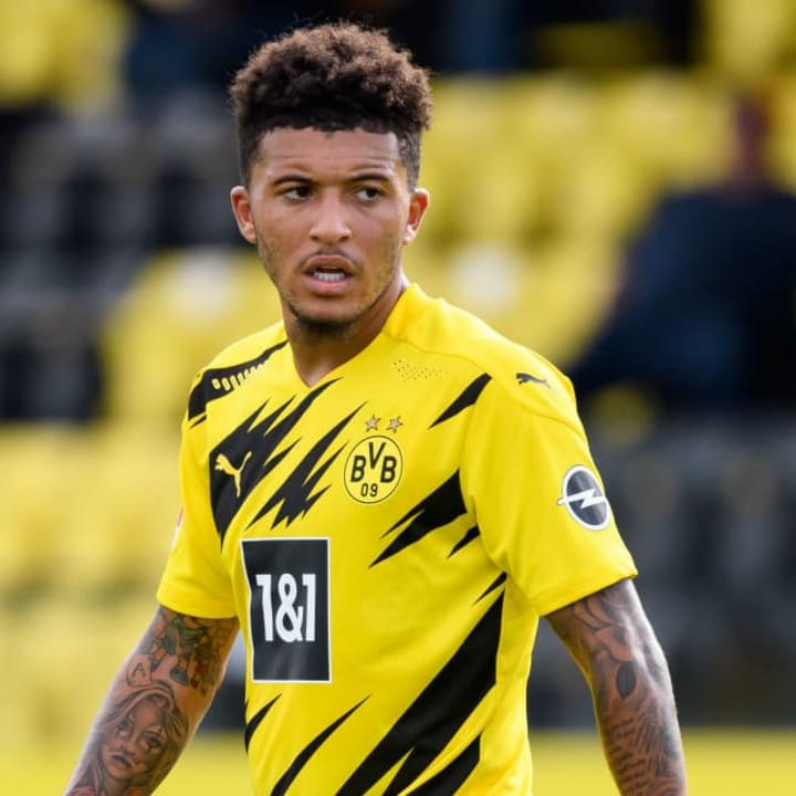 Man Utd have so far refused to meet the £108m asking price for Jadon Sancho