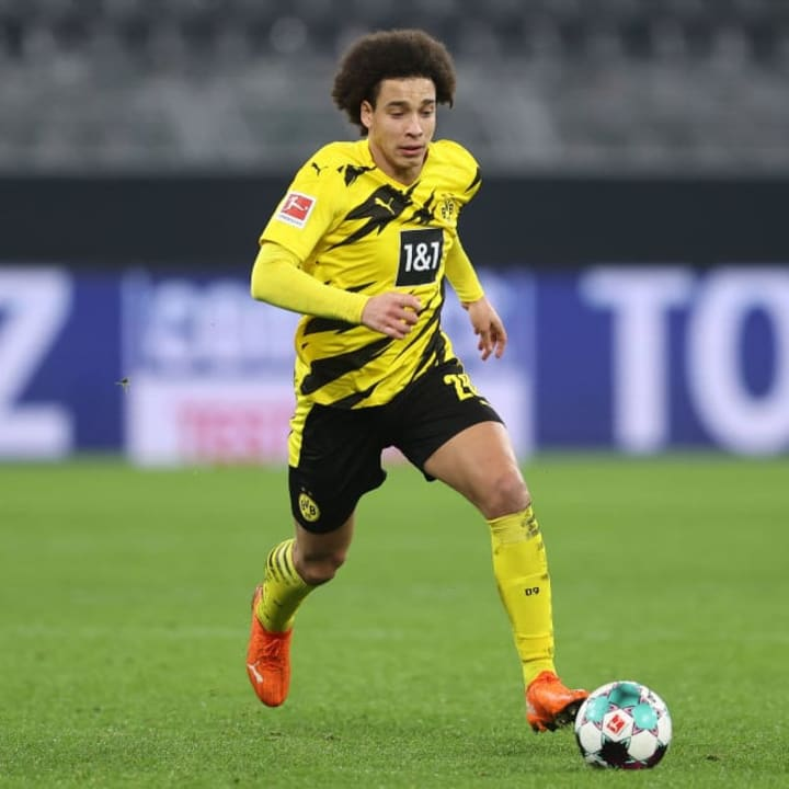 The tough tackling Witsel is finally getting his chance at a top European club