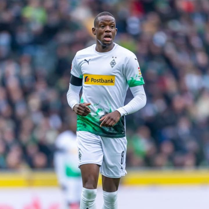 Zakaria would be a solid coup from Borussia Moenchengladbach
