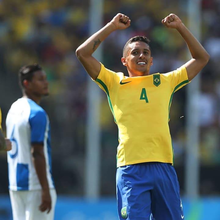 Marquinhos Brasil Semifinal Olimpíadas 2016