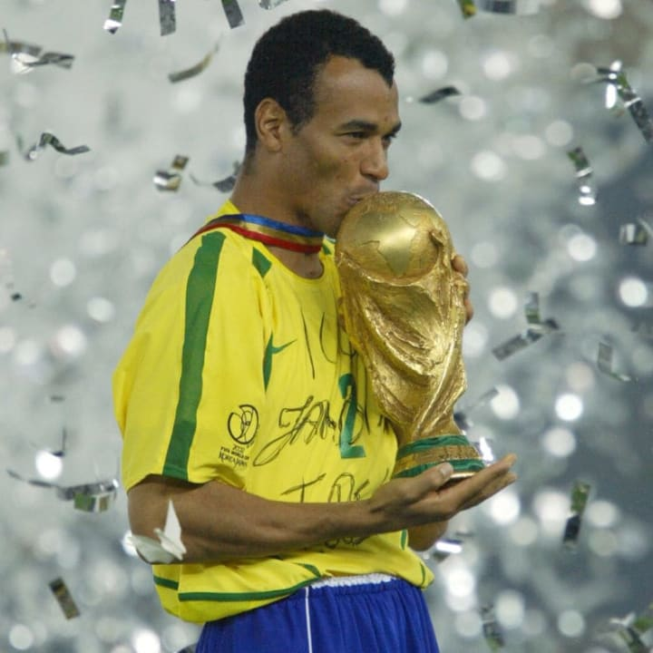 Kounde is known as Cafu among his team-mates