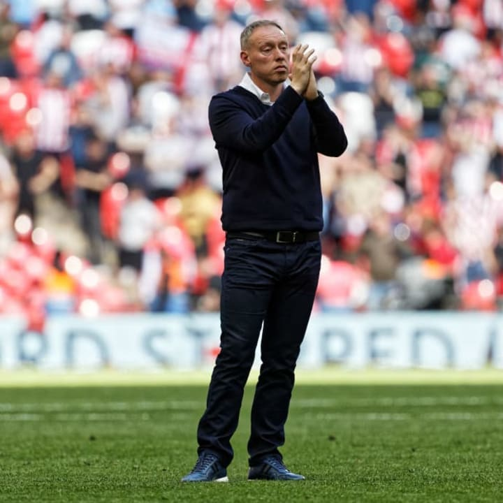 Steve Cooper almost led Swansea back to the Premier League