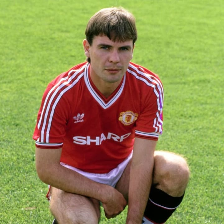 Brian McClair was a big early Fergie signing