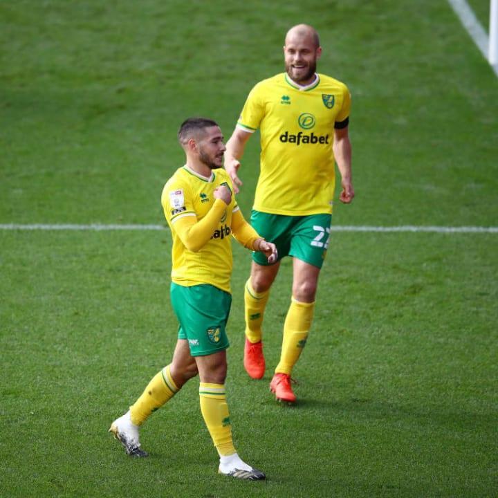 Emiliano Buendia's goals and creativity have been key to Norwich's season thus far