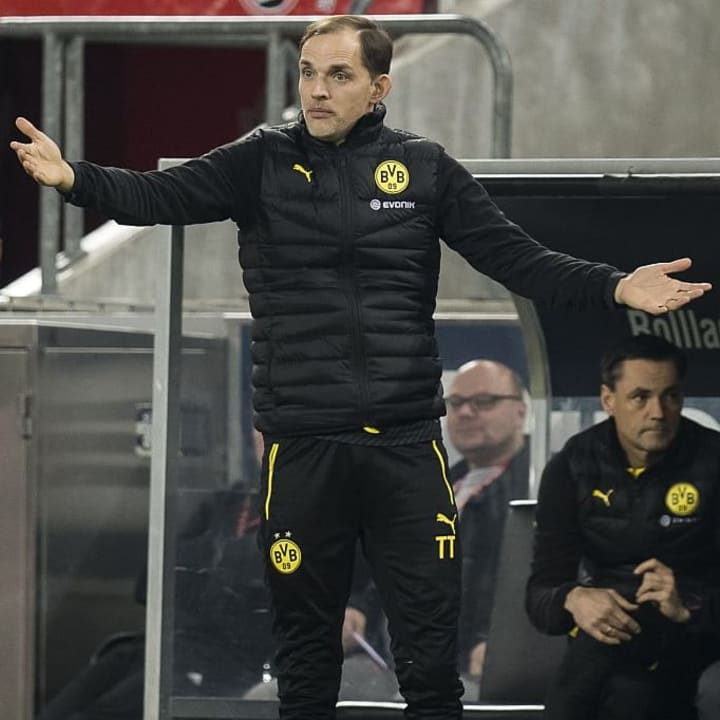 Tuchel has a long history of boardroom bust-ups