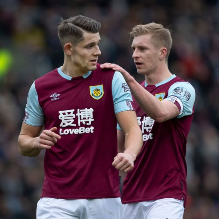 Ben Mee and James Tarkowski are crucial to Burnley's progression