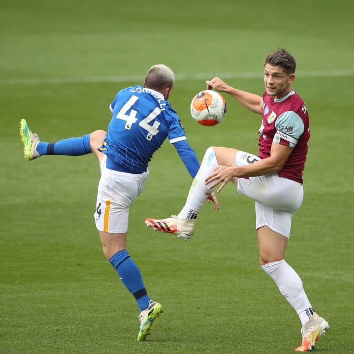 Leicester also want James Tarkowski