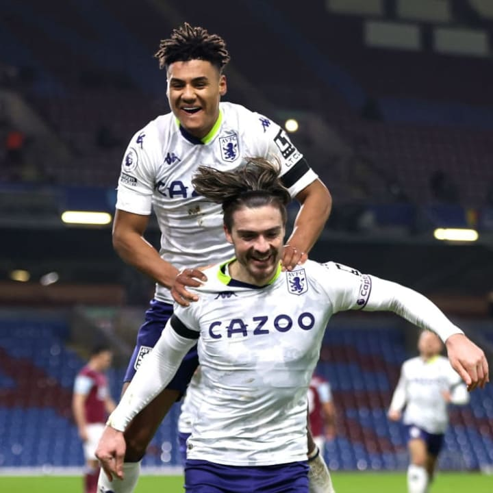Grealish and Watkins have been brilliant for Villa